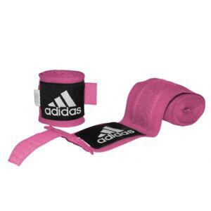 Adidas box bandáže elastické 450cm, růžové