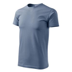 Adler Heavy New krátké tričko, denim, 200g/m2 - XS