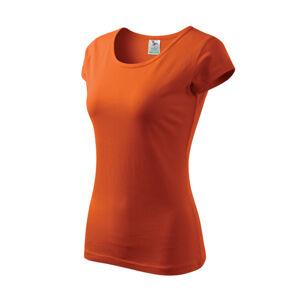 Adler Pure dámské tričko, oranžové, 150g/m2 - S