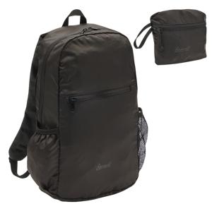 Brandit Roll skládací batoh, černý 15l