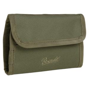 Brandit Wallet Two peněženka, olivová