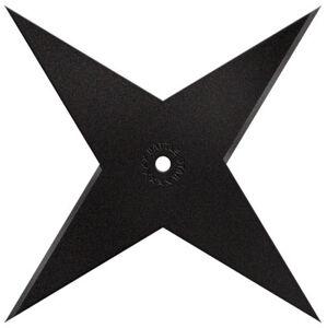 Cold Steel Battle star vrhací hvězdice shuriken 4 cipa černá 2,8mm