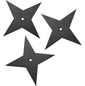 Cold Steel Light Sure Strike vrhací hvězdice shuriken 4 cipa černá, 3ks