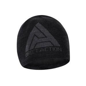 Direct Action Beanie zimní čepice, černá
