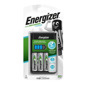 Energizer nabíječka baterií ENR 1HR Charger EU + 4AA 2300 mAh