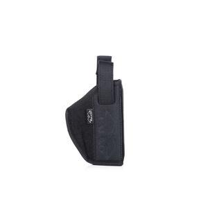 Falco Larson OWB nylonové opaskové pouzdro na zbraň se sponou, CZ P10 F černé pravé