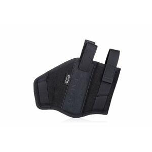 Falco opaskové pouzdro na zbraň se zásobníkem CZ 75 compact, černé pravé