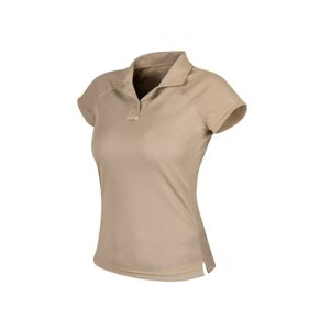 Helikon-Tex dámské UTL Polo tričko, khaki - L