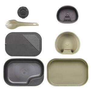 Helikon-Tex Wildo Camp plastová jídelní sada, desert dark grey