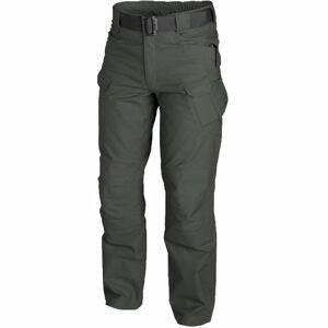 Helikon Urban Tactical Rip-Stop polycotton kalhoty Jungle Green - M–regular