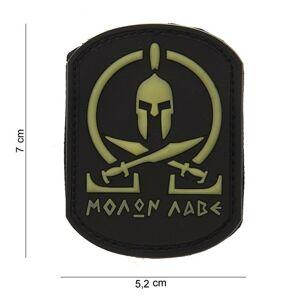M-Tramp PVC nášivka Sparta