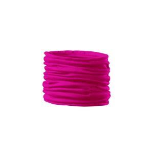 Malfini Twister multifunkční šátek, ružová