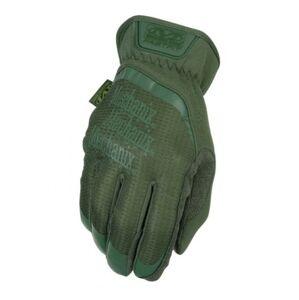 Mechanix FastFit rukavice antistatické olivové - M