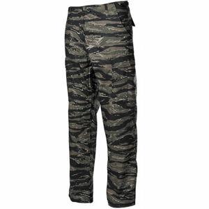 MFH BDU pánské kalhoty Rip-Stop tiger stripe - S