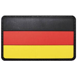 WARAGOD nášivka 3D Nemecko 8x5cm