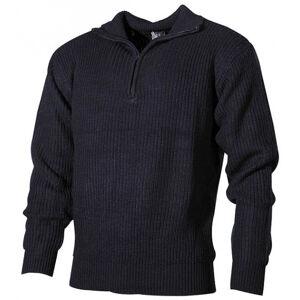 MFH troyer isladnský svetr modrý - L
