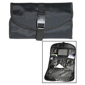 Mil-tec britská taška na toaletní potřeby, černá