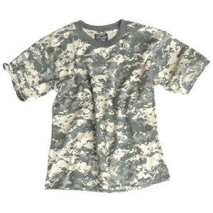 Mil-Tec dětské tričko vzor AT-digital - XL