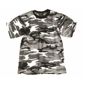 Mil-Tec dětské tričko vzor urban - M