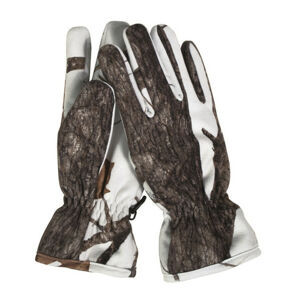 Mil-tec hunter rukavice, snow wildtree - S