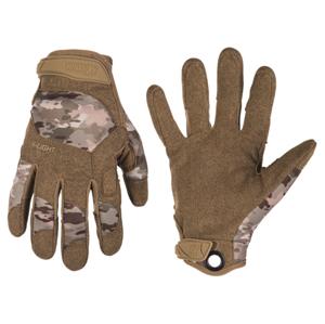 Mil-Tec Kinetixx® X-Light rukavice, multitarn - L