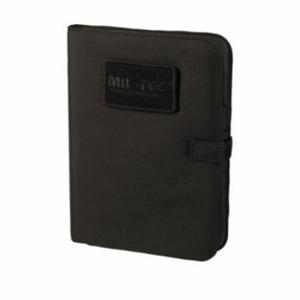 Miltec malý taktický zápisník, černý