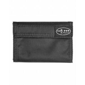 Mil-Tec peněženka na suchý zip černá