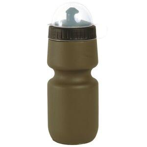 Mil-Tec plastová láhev one hand, olivová, 0,5l