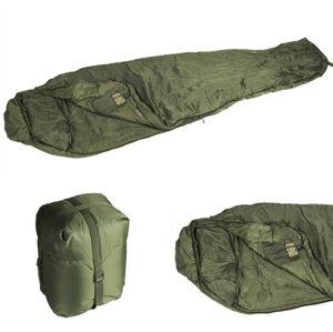 Mil-tec Tactical T4 spacák, olivový -10/-20 °C