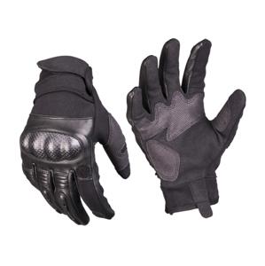 Mil-tec taktické rukavice Gen.II, černé - XL