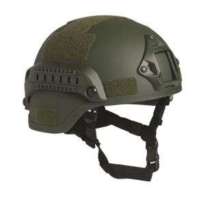 Mil-Tec US bojová helma MICH 2000, olivová