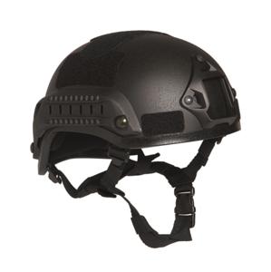 Mil-Tec US bojová helma MICH 2002, černá
