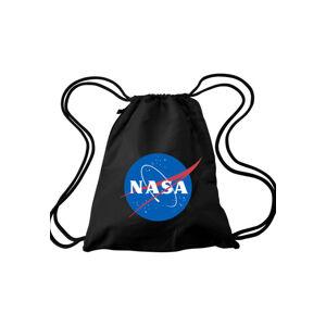 NASA Gym sportovní batoh, černý