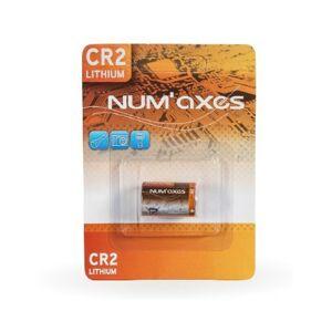 NUM´AXES Lithiová baterie CR2 BLISTER
