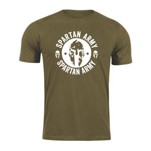 Waragod krátké tričko spartan army Archelaos, olivová 160g/m2 - L