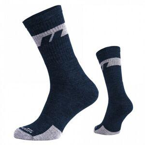 Pentagon Alpine Merino Mid ponožky, navy - 39–41