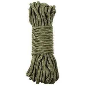 Pentagon polypropylénové lano 15 metrů 10mm olivové