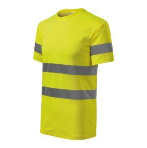 Rimeck HV Protect reflexní bezpečnostní tričko, fluorescenční žlutá - S