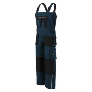 Rimeck Ranger pánské pracovní kalhoty na šle Cordura®, tmavomodré - XL