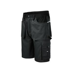 Rimeck Woody pánské pracovní krátké kalhoty, šedé - XXL