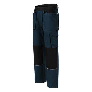 Rimeck Woody pánské pracovní kalhoty,  tmavomodré - S
