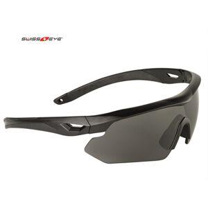 Swiss Eye® Nighthawk taktické brýle, černé