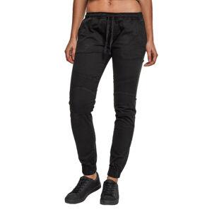 Urban Classics Dámské joggingové kalhoty, černá - S
