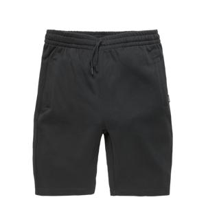 Vintage Industries Greytown teplákové krátké kalhoty, černé - S