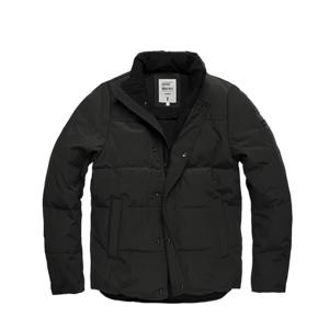 Vintage Industries Jace jacket zimní bunda, černá - M