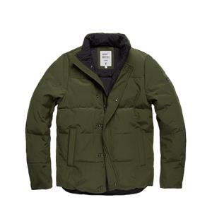 Vintage Industries Jace jacket zimní bunda, drab olivová - L