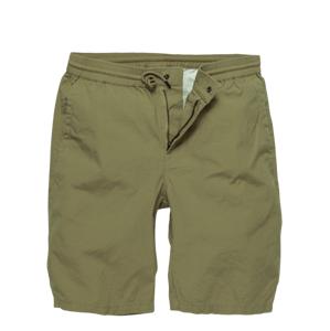 Vintage Industries Kaiden krátké kalhoty, olivové - 30
