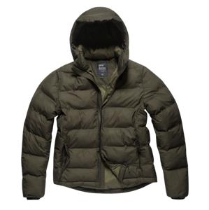 Vintage Industries Rhys jacket zimní bunda, dark olive - XL
