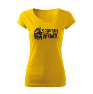 WARAGOD dámske krátke tričko Aristón, růžová 150g/m2 - M