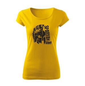 WARAGOD dámske krátke tričko León, růžová 150g/m2 - M